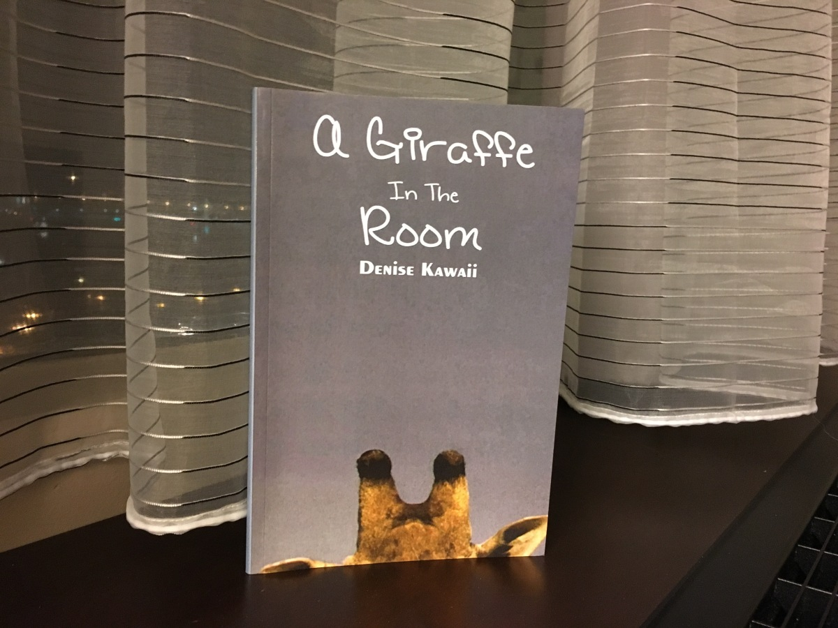 "BOOK REVIEW: ""A Giraffe in the Room"" by Denise Kawaii"
