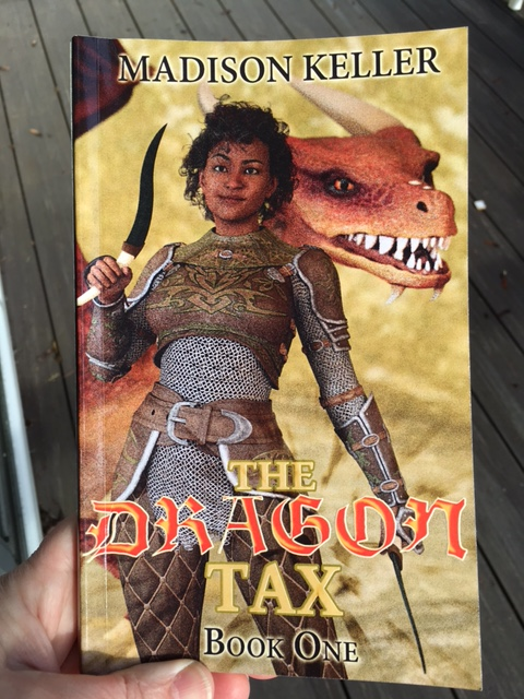 "BOOK REVIEW: ""The Dragon Tax"" by Madison Keller"