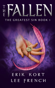 "BOOK REVIEW: ""The Fallen, The Greatest Sin, Book 1"" by Lee French and Erik Kort"